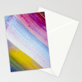 Acrylic Paint Stationery Cards