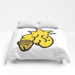 Forgetful Grandfather Comforters