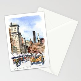 Union Square Greenmarket Stationery Cards
