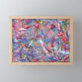 Art Studio Experimentation Framed Mini Art Print
