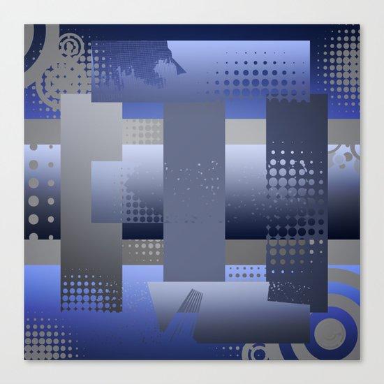 Squared Canvas Print