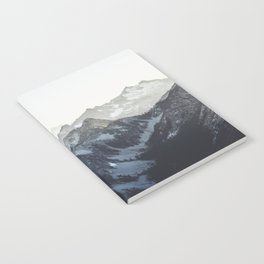 Mountain Mood Notebook