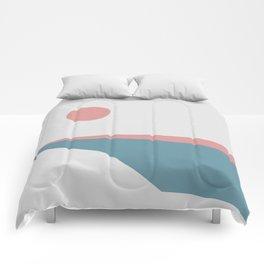 Sunrise at Newton Comforters