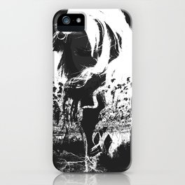 Time Baby III iPhone Case