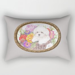 Petal Rectangular Pillow