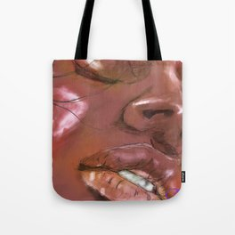 Face the Music Tote Bag
