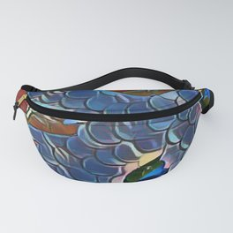 """ Peace In Retro "" Fanny Pack"
