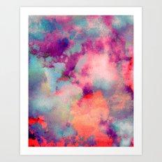 Untitled 20110625p (Cloudscape) Art Print