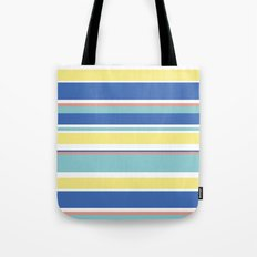 The Summer Stripes Tote Bag