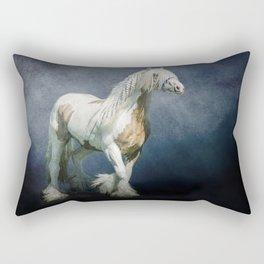 Under a gypsy moon Rectangular Pillow