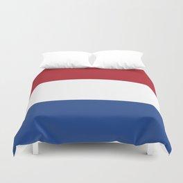 Flag: Netherland Duvet Cover