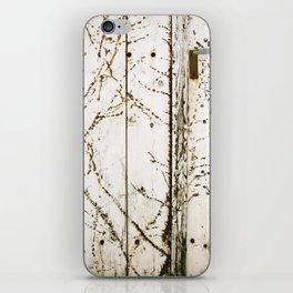 closed#03 iPhone Skin