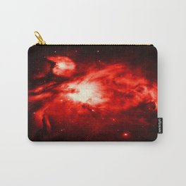 Orion NeBULA : Red Carry-All Pouch