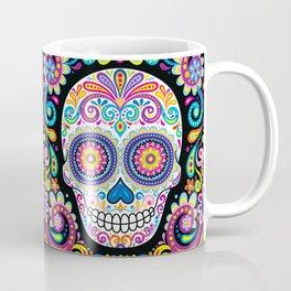 Sugar Skull (Cosmos) Coffee Mug