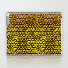 mosaic stripes Laptop & iPad Skin