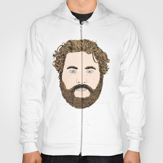 Zach Galifianakis Hoody