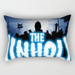 The Unholy Rectangular Pillow