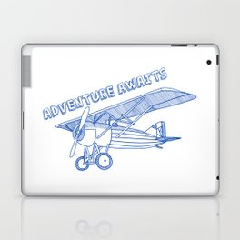 Adventure Awaits Laptop & iPad Skin