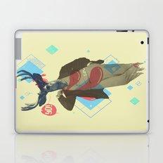 Yo! Deer Man Laptop & iPad Skin