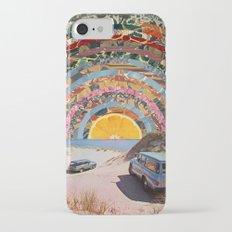 Orange sunset Slim Case iPhone 7