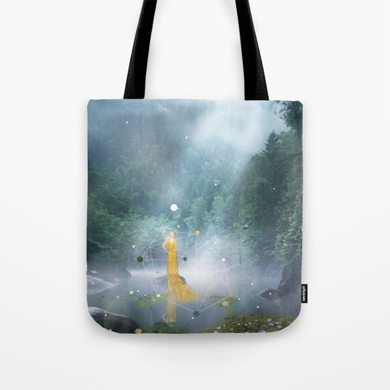 THE AWAKENING OF LILY Tote Bag