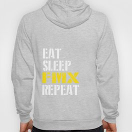 Eat. Sleep. Fmx. Repeat. Hoody