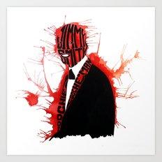 Jimmy S Art Print