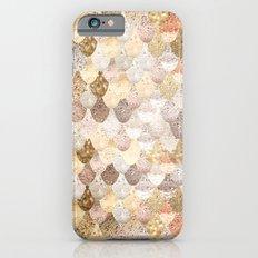 MERMAID GOLD Slim Case iPhone 6