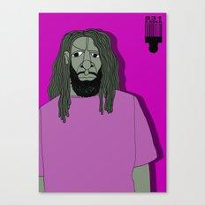 1001 Black Men--#531 Canvas Print
