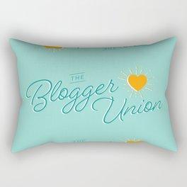 The Blogger Union Rectangular Pillow