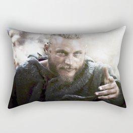 innocent seduction Rectangular Pillow