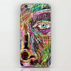 The Most Gigantic Lying Eyes iPhone & iPod Skin