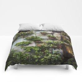 Pots Wall Comforters