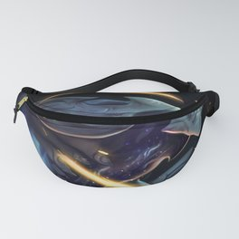 Aurelion Sol Banner League of Legends Fanny Pack