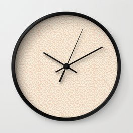 GeoDiamond Wall Clock