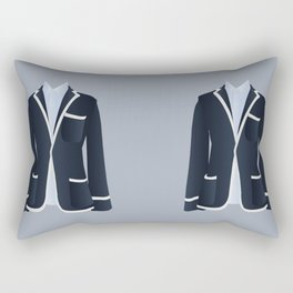 Best Dressed - Blazer Rectangular Pillow