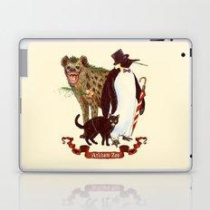 At the Arkham Zoo Laptop & iPad Skin