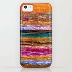 Indian Colors iPhone 5c Slim Case