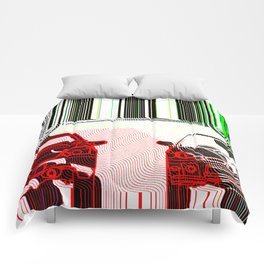 Impreza Melted Colors Comforters