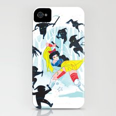 Tales of a Snow Geisha iPhone (4, 4s) Slim Case