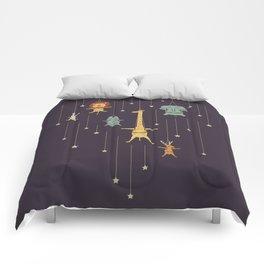 I'm like a star Comforters
