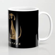 Happy Together - Black Mug