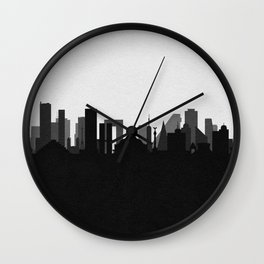 City Skylines: Mexico Wall Clock