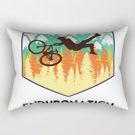 Enduronation Superman Rectangular Pillow