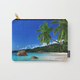 Turquoise Waters Carry-All Pouch