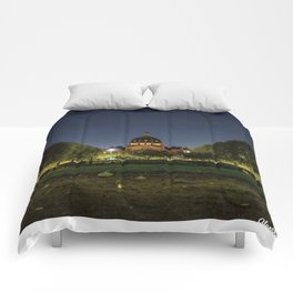 Clear Night Comforters