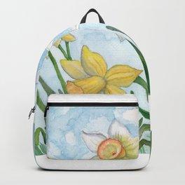 Spring Daffodils Backpack