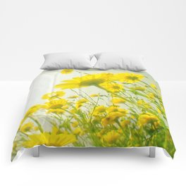 Sunny Afternoon Comforters