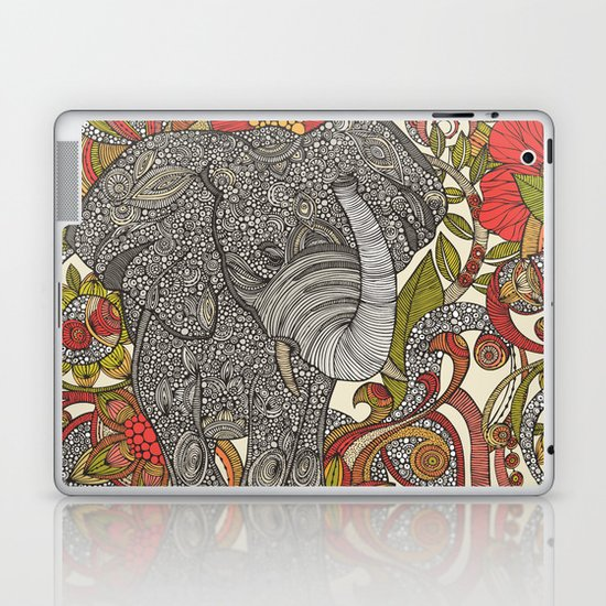 Bo the elephant Laptop & iPad Skin
