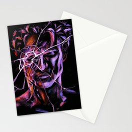 The Burned and the Broken Stationery Cards